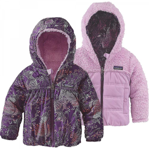 Patagonia Baby Reversible Honey Puff Hoody
