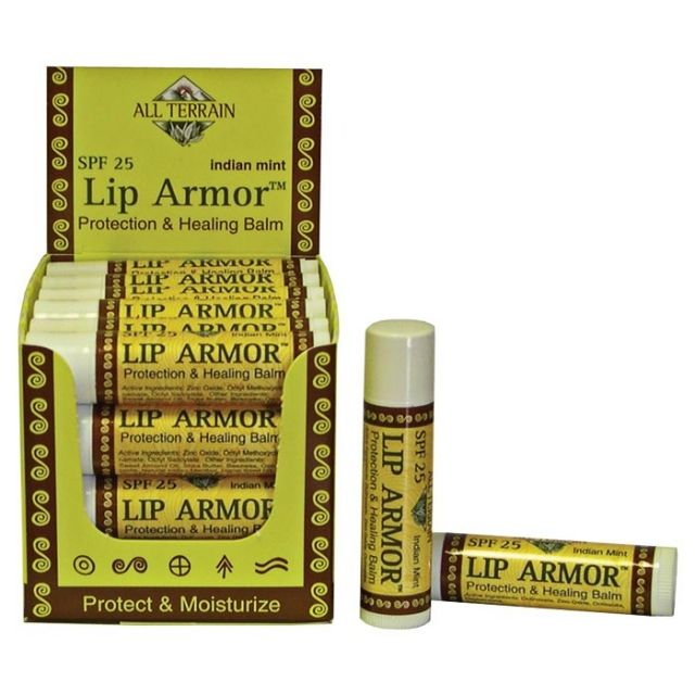 photo: All Terrain Lip Armor Natural Lip Balm sunscreen