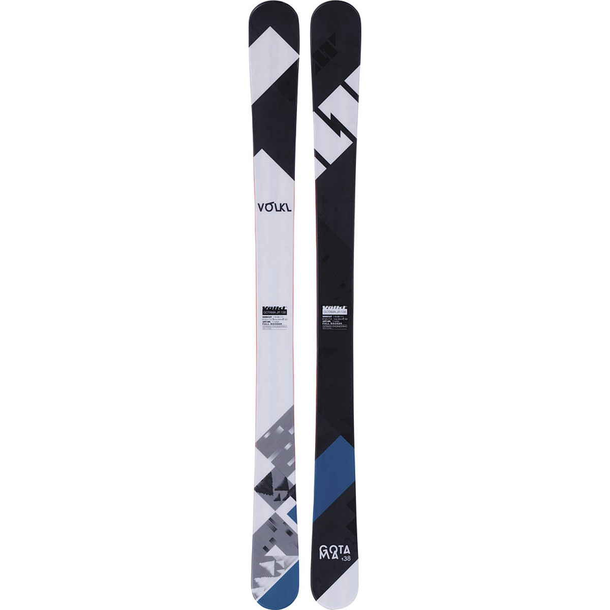photo: Volkl Gotama Jr. alpine touring/telemark ski