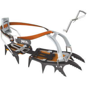 photo: Petzl Sarken crampon