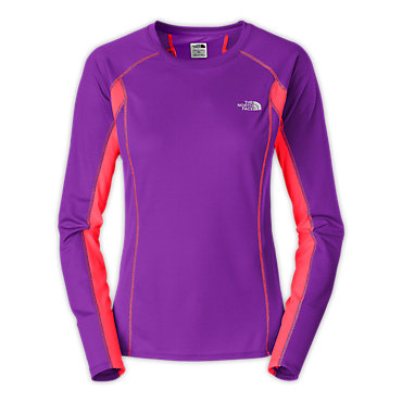 photo: The North Face Women's GTD Long-Sleeve Crew long sleeve performance top
