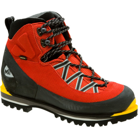 photo: Millet Roc and Ice GTX mountaineering boot