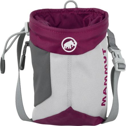 photo: Mammut Micro Zephir Chalk Bag chalk bag