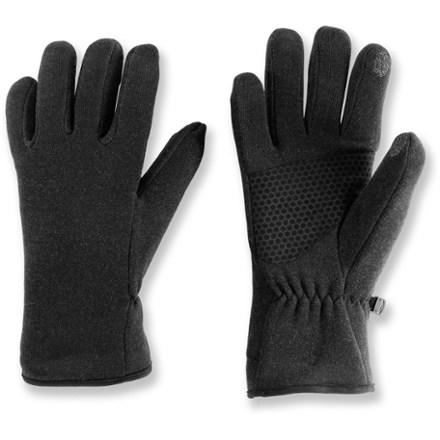 photo: REI Men's Oslo Grip Gloves fleece glove/mitten