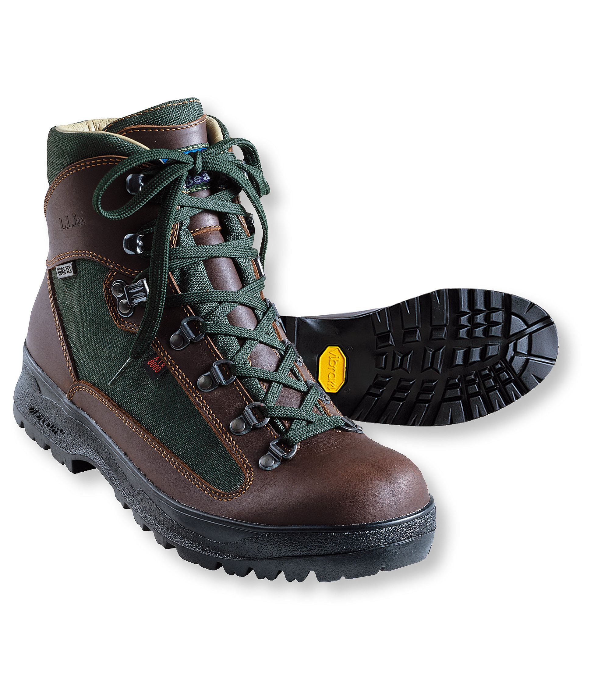 be7c9cd6637 L.L.Bean Gore-Tex Cresta Hikers, Fabric/Leather Reviews - Trailspace