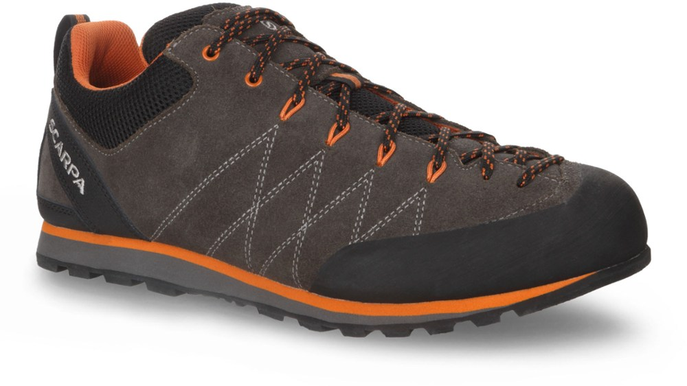 photo: Scarpa Crux approach shoe