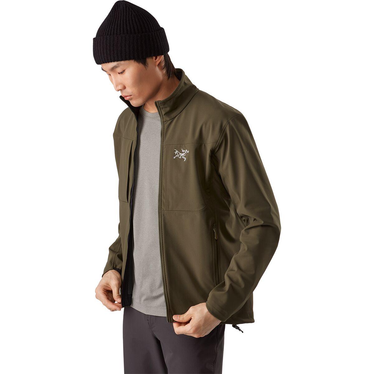 photo: Arc'teryx Gamma MX Jacket soft shell jacket