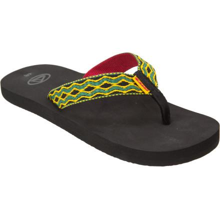 Reef Grom Smoothy Sandal