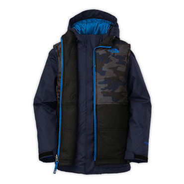 photo: The North Face Vestamatic Triclimate Jacket component (3-in-1) jacket