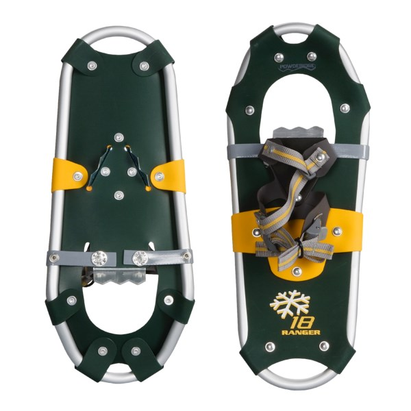 photo: Little Bear Ranger recreational snowshoe