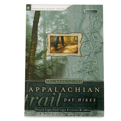 Menasha Ridge Press The Best of the Appalachian Trail: Day Hikes