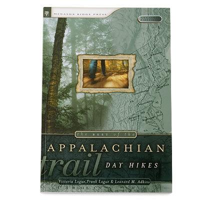 photo: Menasha Ridge Press The Best of the Appalachian Trail: Day Hikes us northeast guidebook