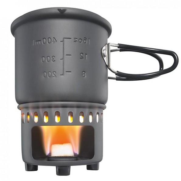 Esbit CS585HA Cookset for Solid Fuel