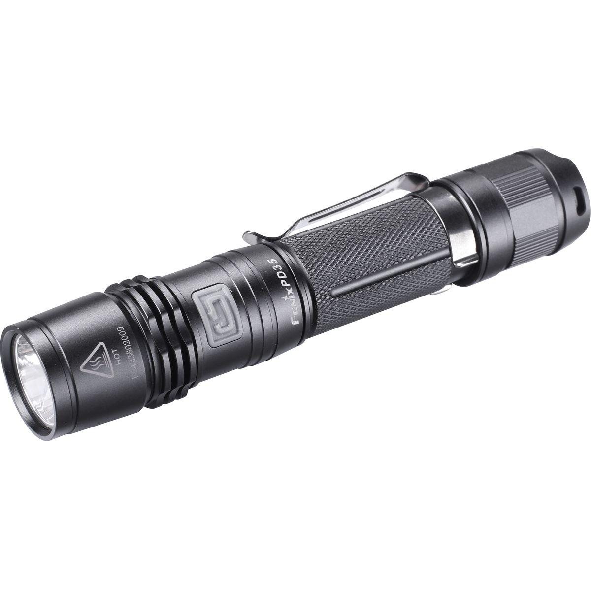 photo: Fenix PD35 Flashlight flashlight