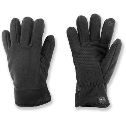 photo: REI Men's Tech-Compatible Thermo Gloves fleece glove/mitten