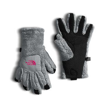 photo: The North Face Kids' Denali Thermal Etip Glove fleece glove/mitten