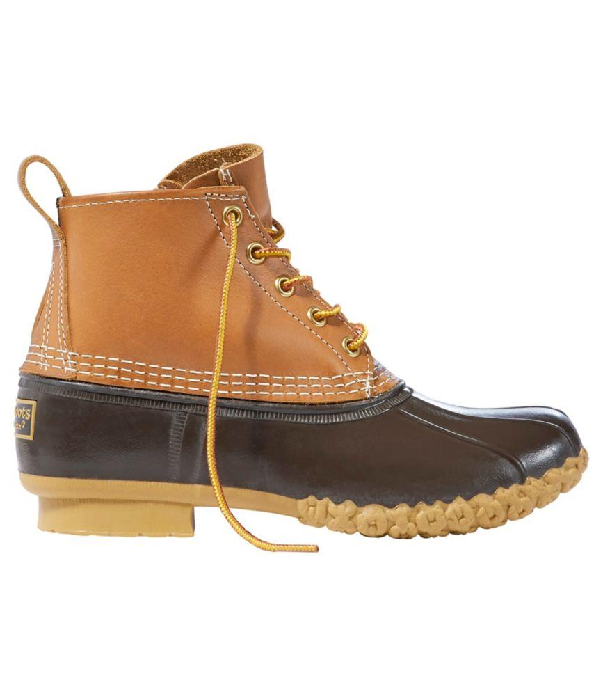 """photo: L.L.Bean Women's Bean Boots, 6"""" winter boot"""