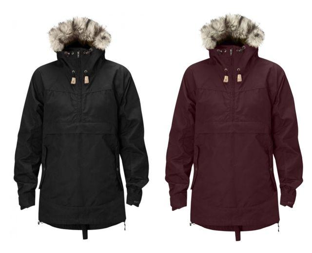 photo: Fjallraven Iceland Anorak waterproof jacket