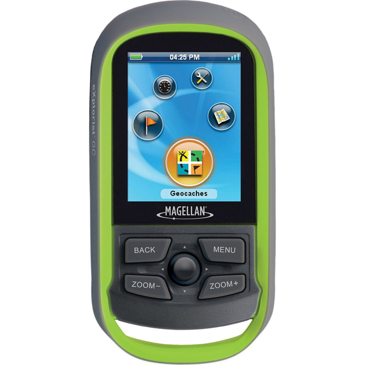 photo: Magellan eXplorist GC handheld gps receiver