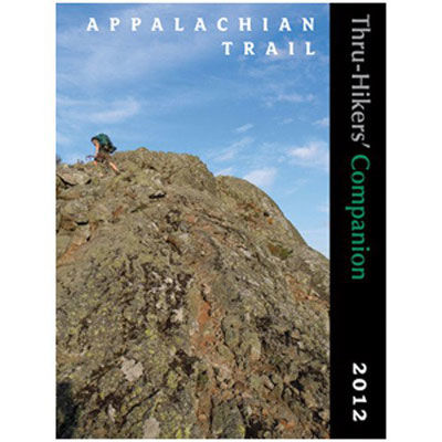 Appalachian Trail Conservancy AT Thru-Hikers' Companion, 2012