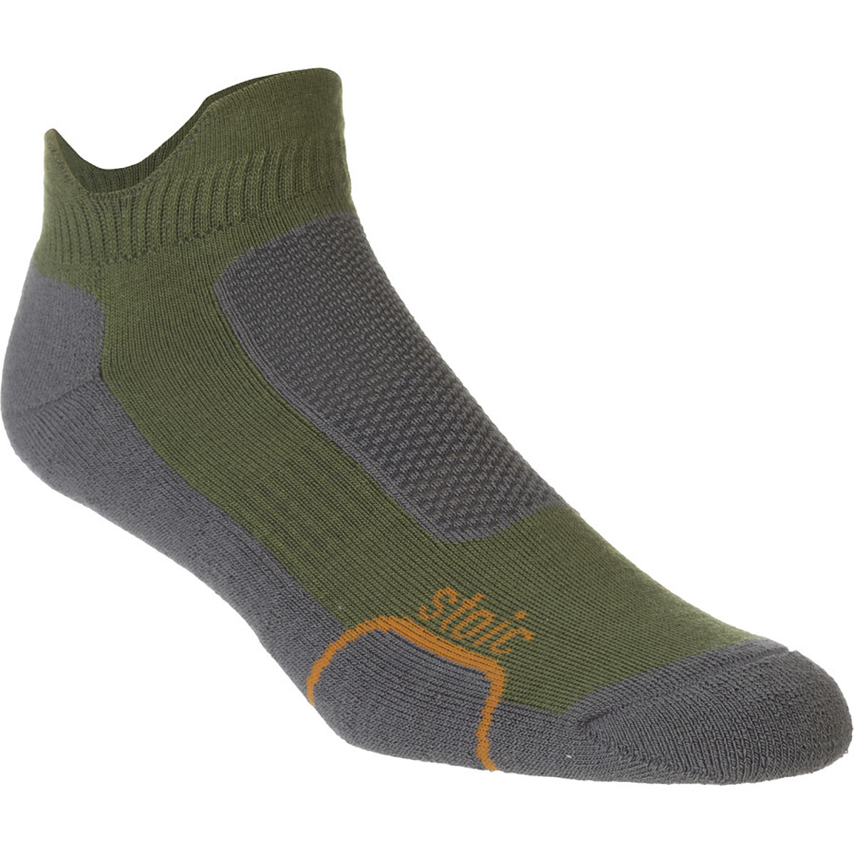 Stoic Merino Comp Trail No-Show Sock - 2pr