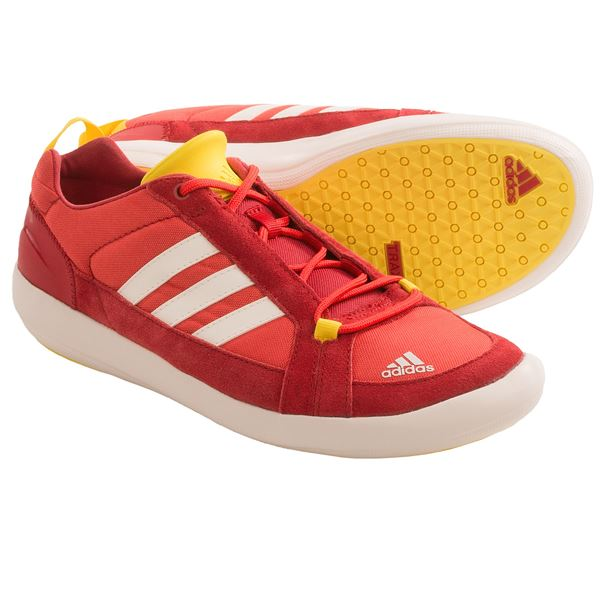 photo: Adidas Boat Lace DLX water shoe