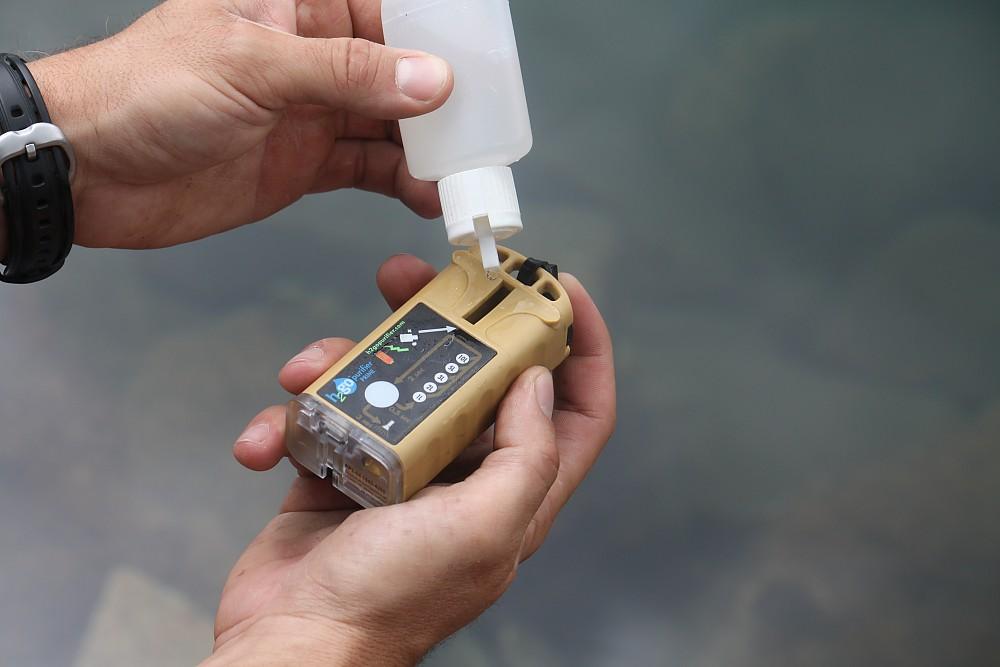 photo: Aqua Research H2gO Prime water purifier