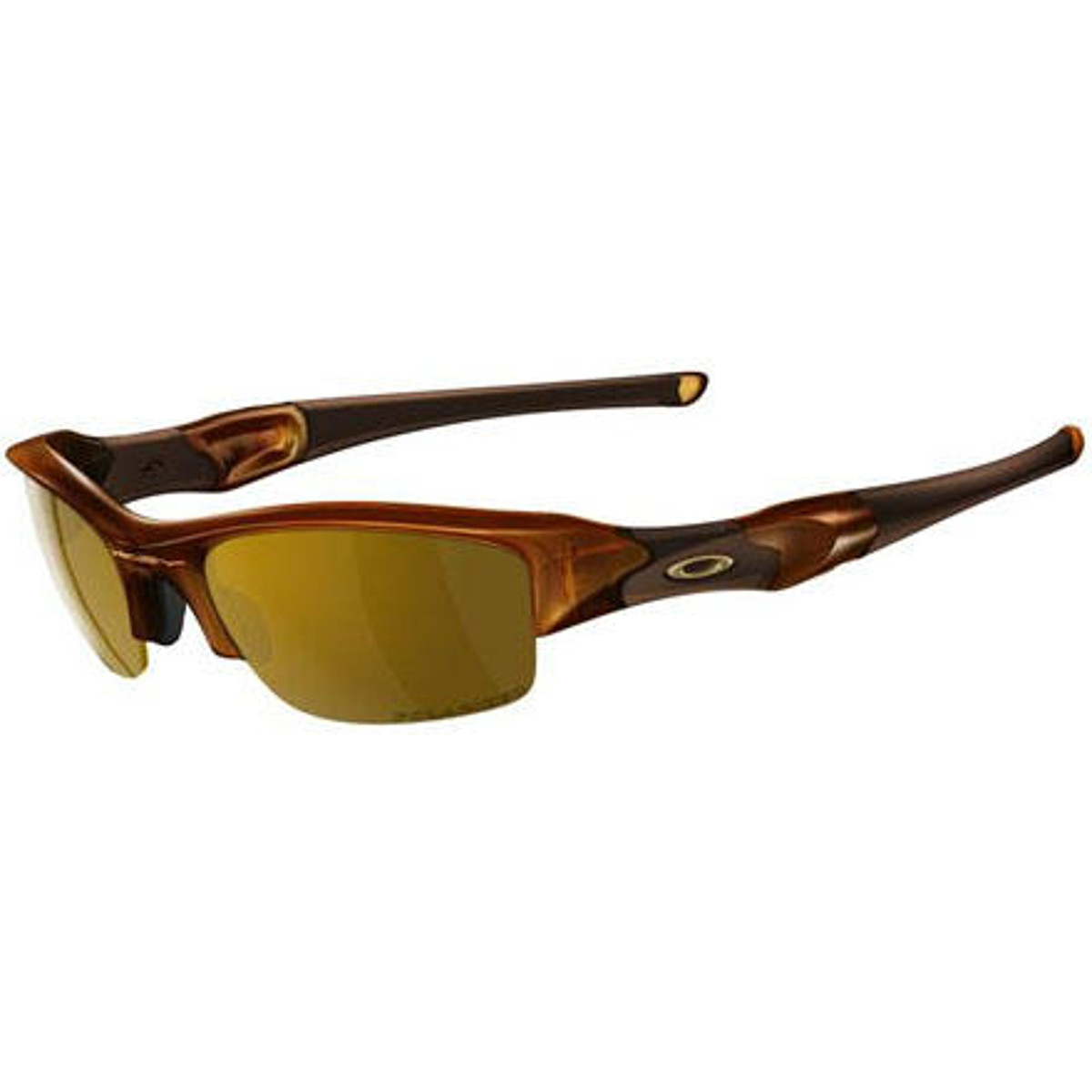 photo: Oakley Polarized Flak Jacket sport sunglass