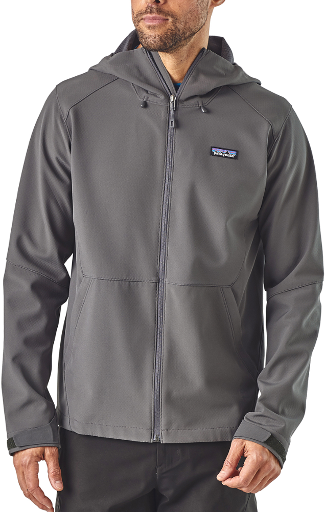 photo: Patagonia Men's Adze Hoody soft shell jacket