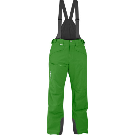 photo: Salomon Chillout II Bib Pant snowsport pant