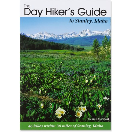 photo of a Scott Marchant us mountain states guidebook