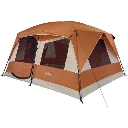 photo: Eureka! Copper Canyon 1312 tent/shelter