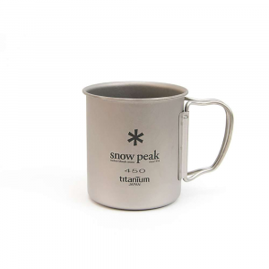 Snow Peak Ti-Single 450 Colored Cup