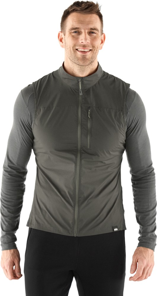 photo: REI Screeline Cascade Vest soft shell vest