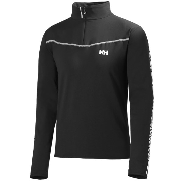 photo: Helly Hansen Altitude Midlayer 1/2 Zip long sleeve performance top