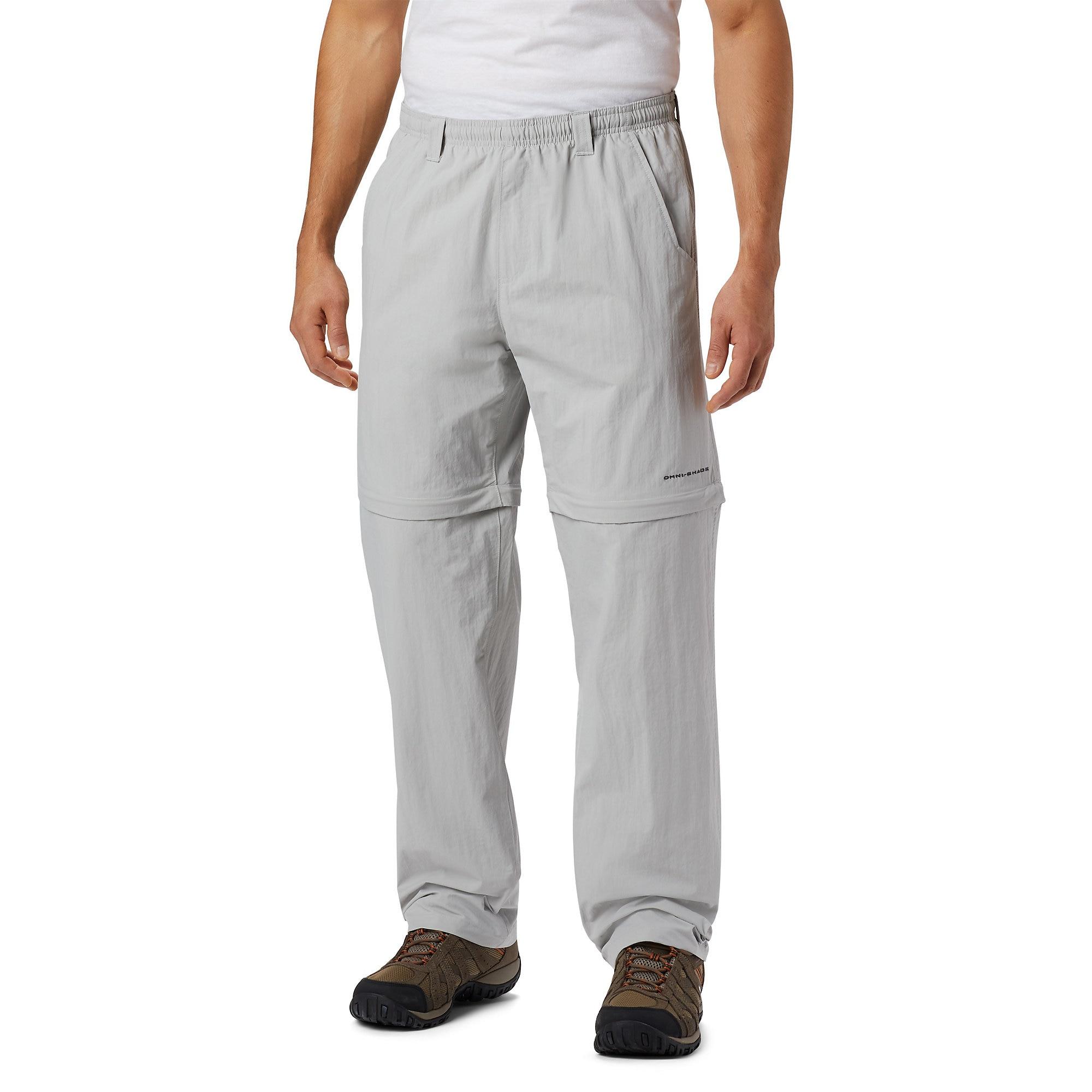 photo: Columbia Backcast Convertible Pant hiking pant