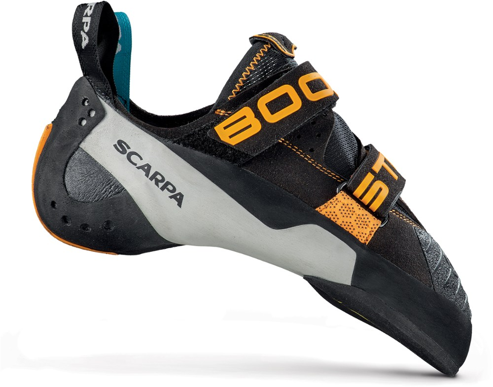 photo: Scarpa Booster climbing shoe