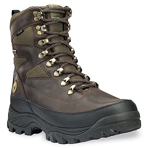 "photo: Timberland Chocorua 8"" Winter Hiker with Gore-Tex hiking boot"