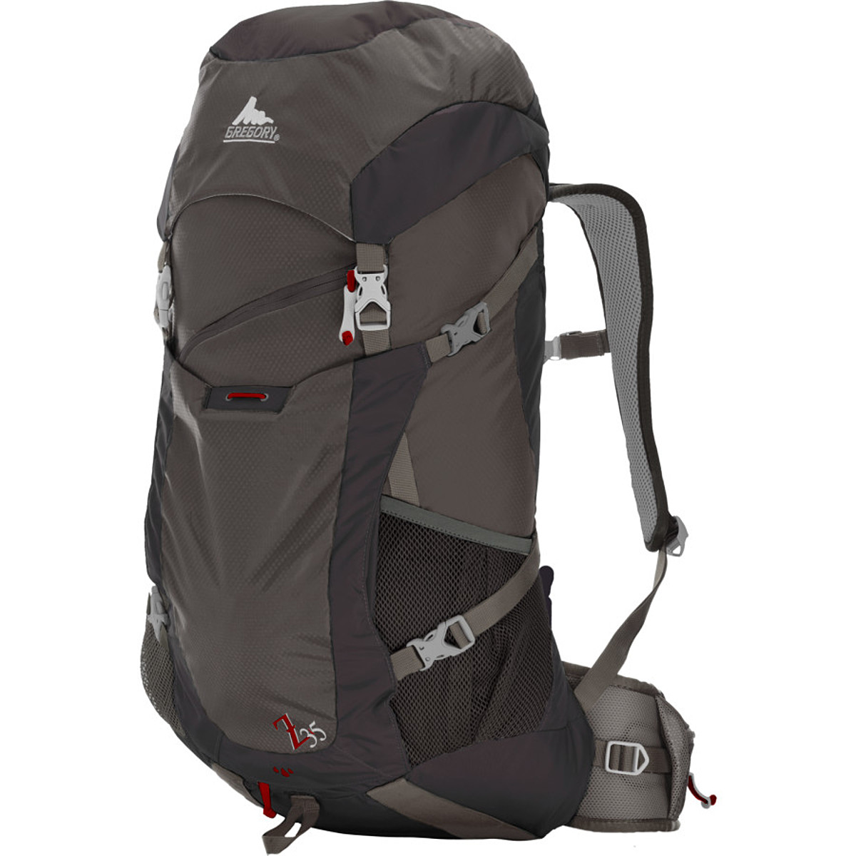 photo: Gregory Z35-R overnight pack (2,000 - 2,999 cu in)