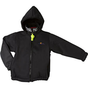 photo: Mountain Sprouts Rogue Jacket soft shell jacket