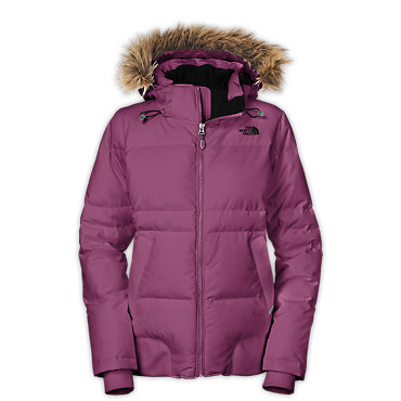 The North Face Hot To Trot Down Delux Jacket