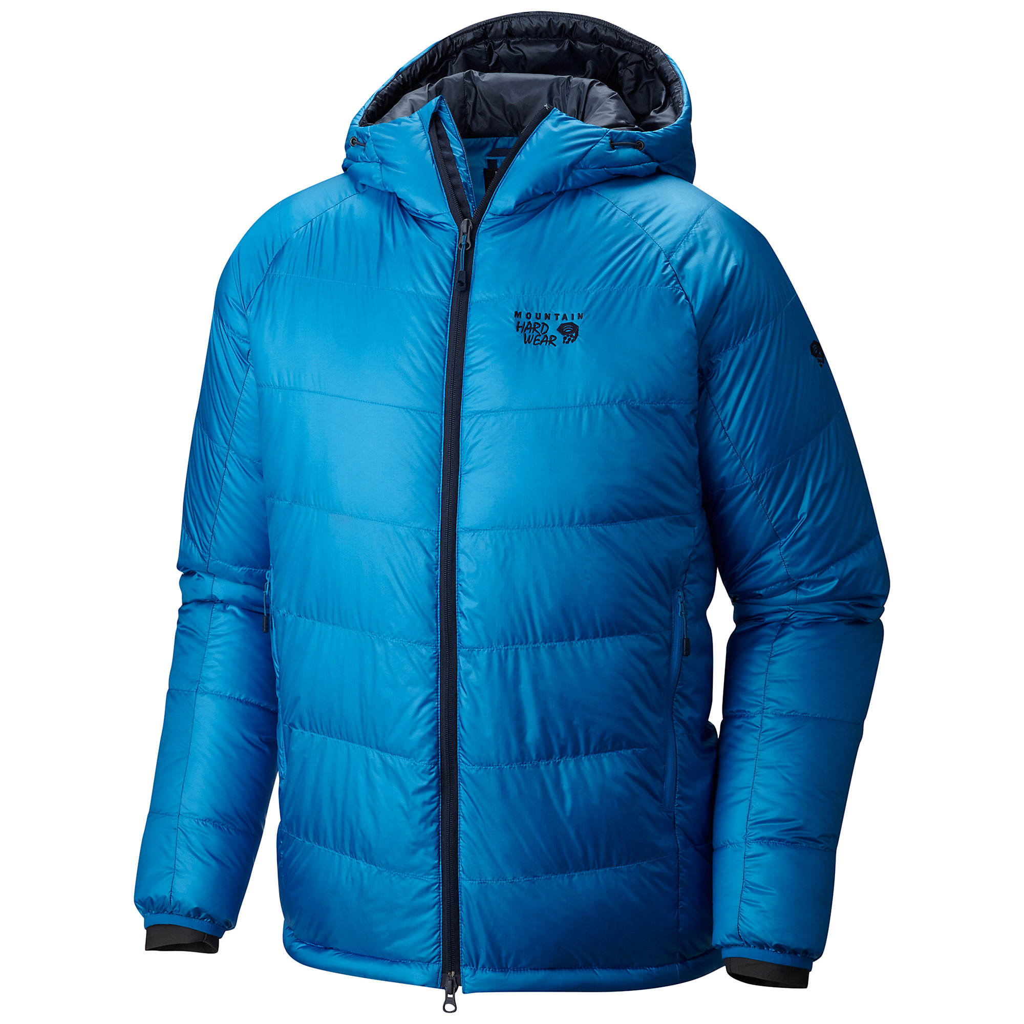 photo: Mountain Hardwear Men's Hooded Phantom Jacket down insulated jacket