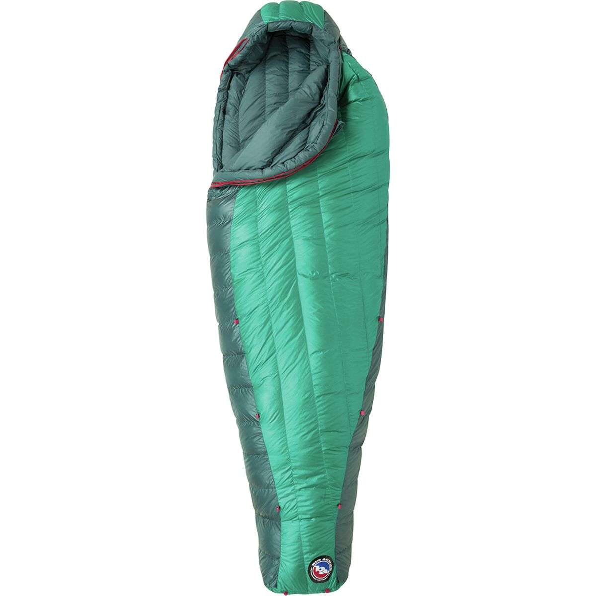 photo: Big Agnes Sidney 25 3-season down sleeping bag