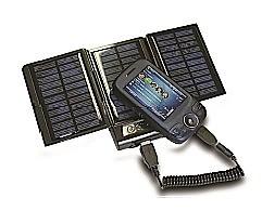 photo: Energizer SP2000 solar panel