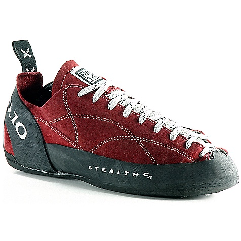 photo: Five Ten Coyote Lace-Up climbing shoe