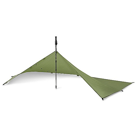 photo: GoLite Poncho Tarp tarp/shelter