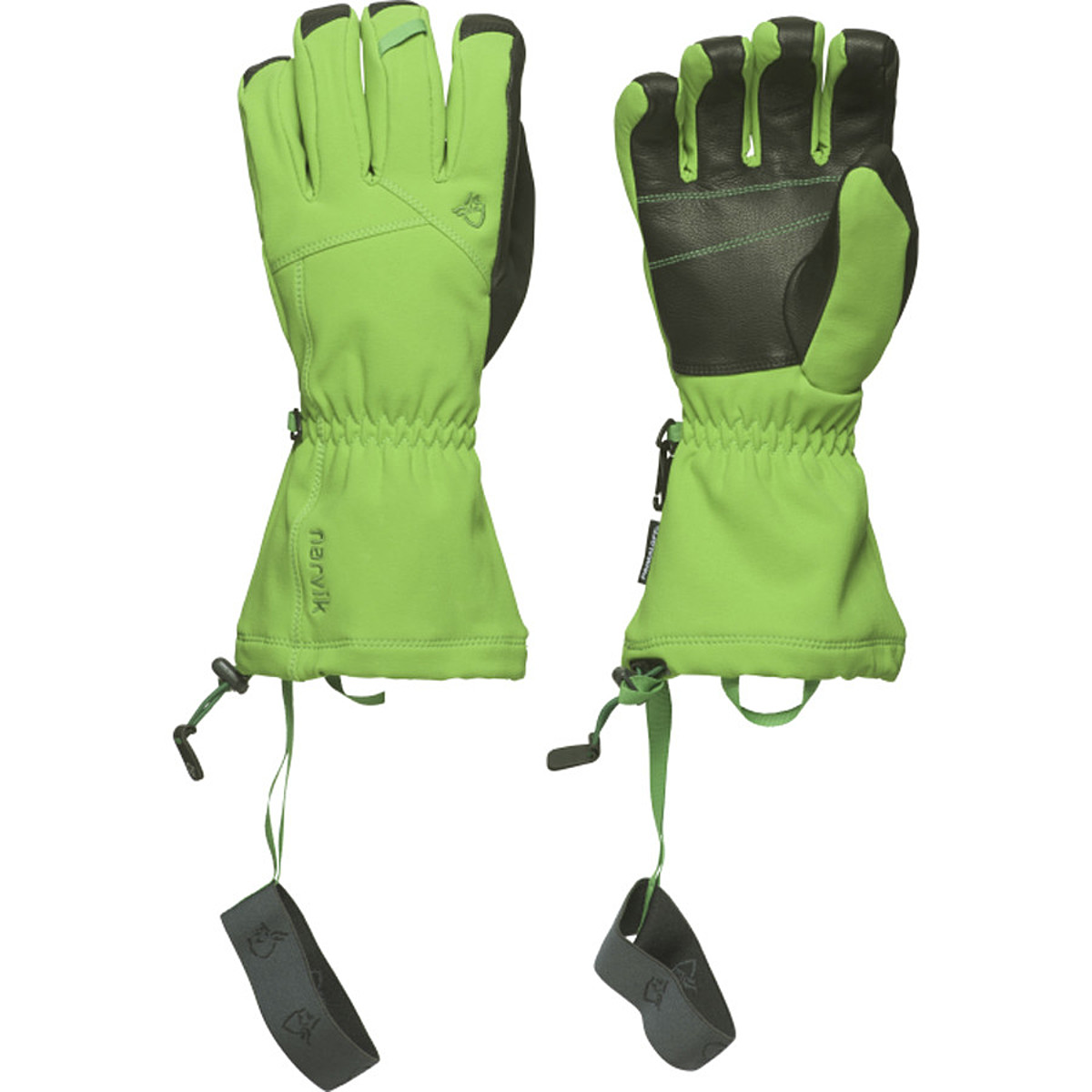 Norrona Narvik Dri1 Insulated Long Gloves
