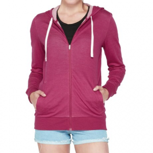 Icebreaker Allure Long Sleeve Zip Hood