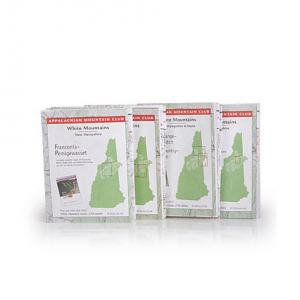 Appalachian Mountain Club White Mountain Waterproof Map Set
