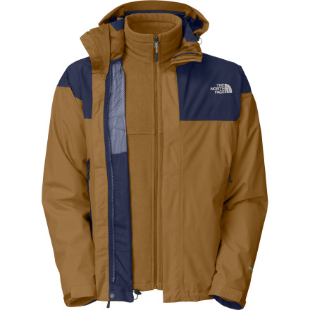 photo: The North Face Phere Triclimate component (3-in-1) jacket